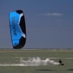Kitesurfing in Nelson